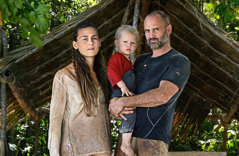 Explorer Ed Stafford takes wife and toddler son on his biggest survival challenge yet in the new Discovery show 'Man Woman Child Wild'