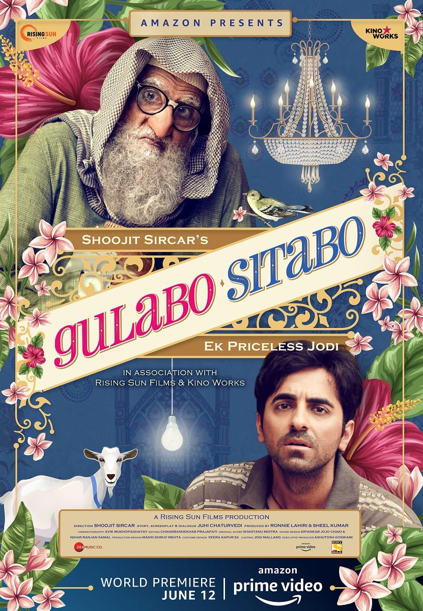 India's finest for the world: Amazon Prime Video to globally premiere Amitabh Bachchan and Ayushmann Khurrana starrer 'Gulabo Sitabo'