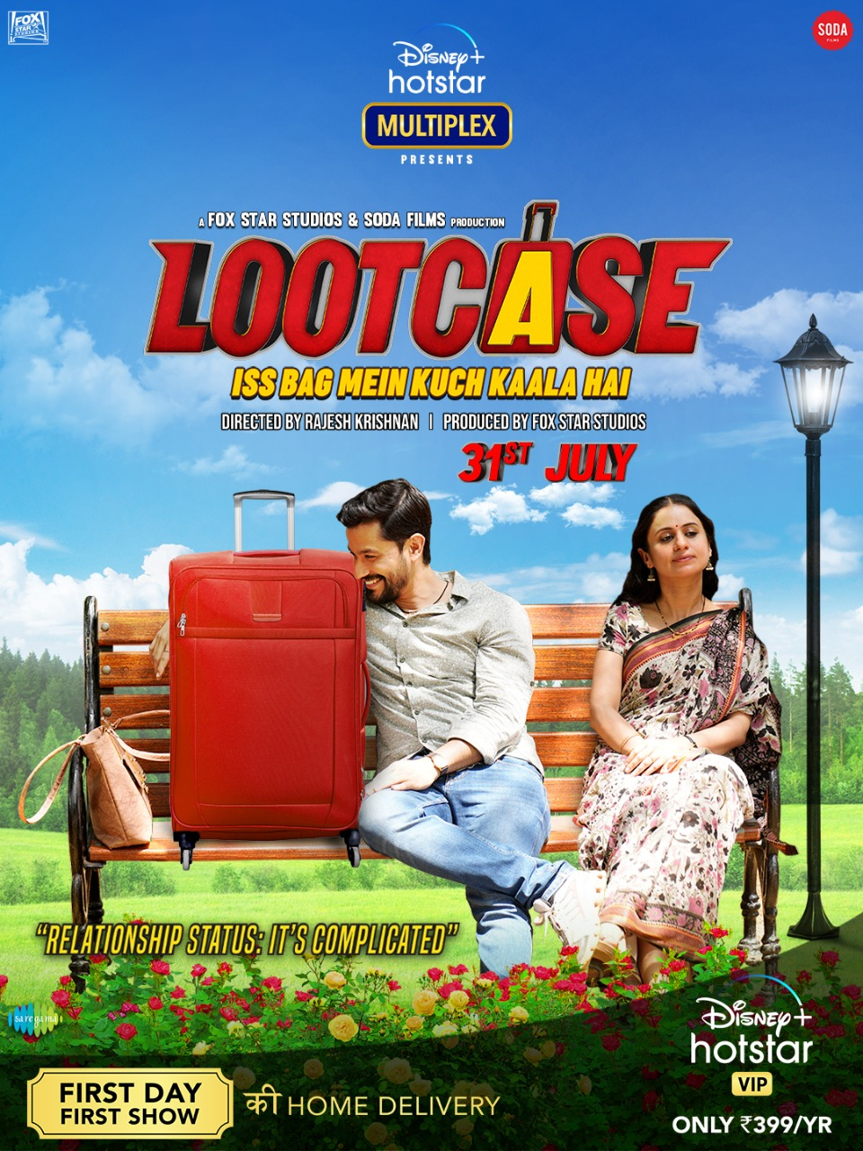 """Fox Star Hindi reveals fun character posters of all the """"nutcases"""" of 'Lootcase'"""