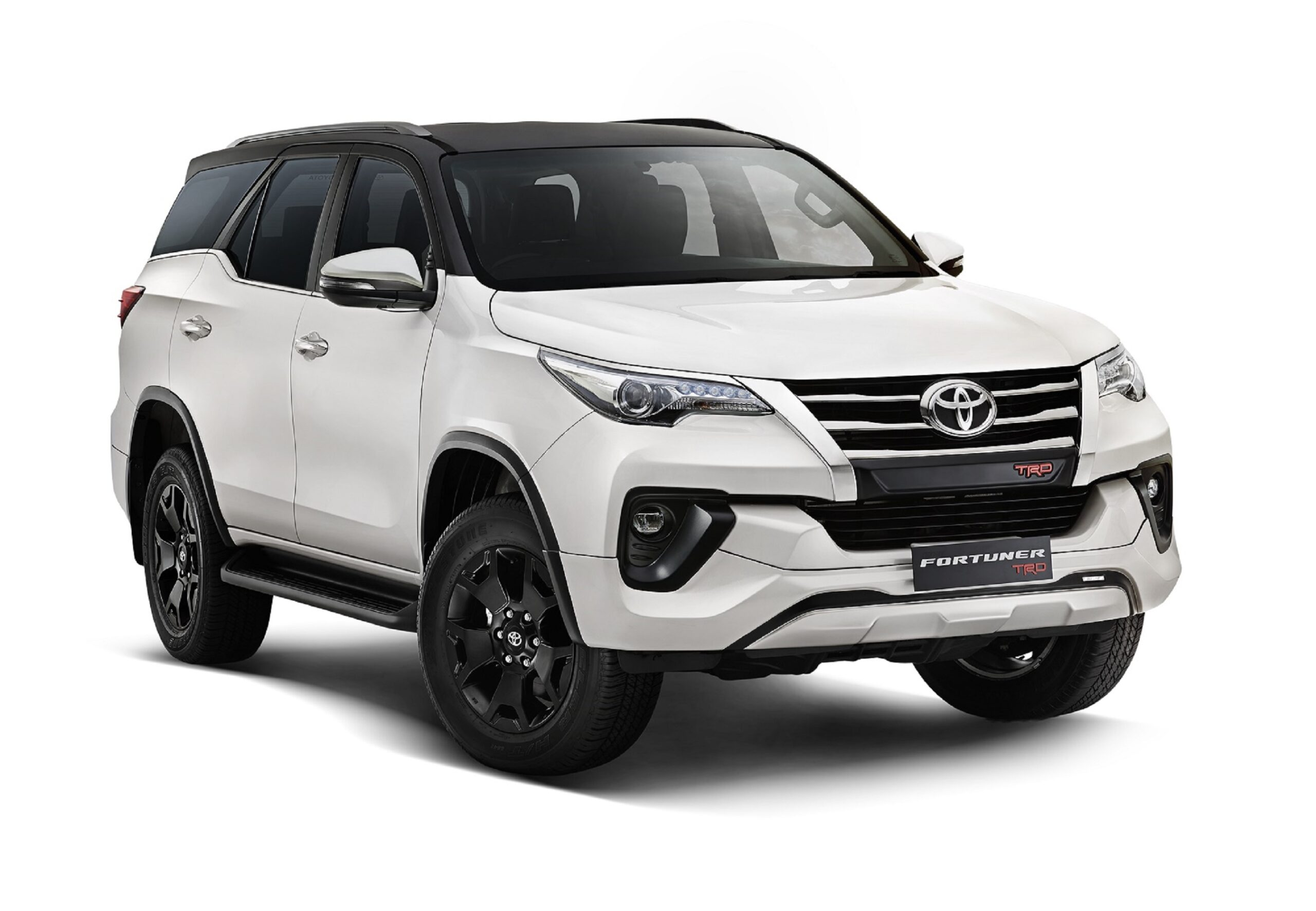 Toyota Kirloskar Motor Launches Sporty New Fortuner TRDLimited Edition