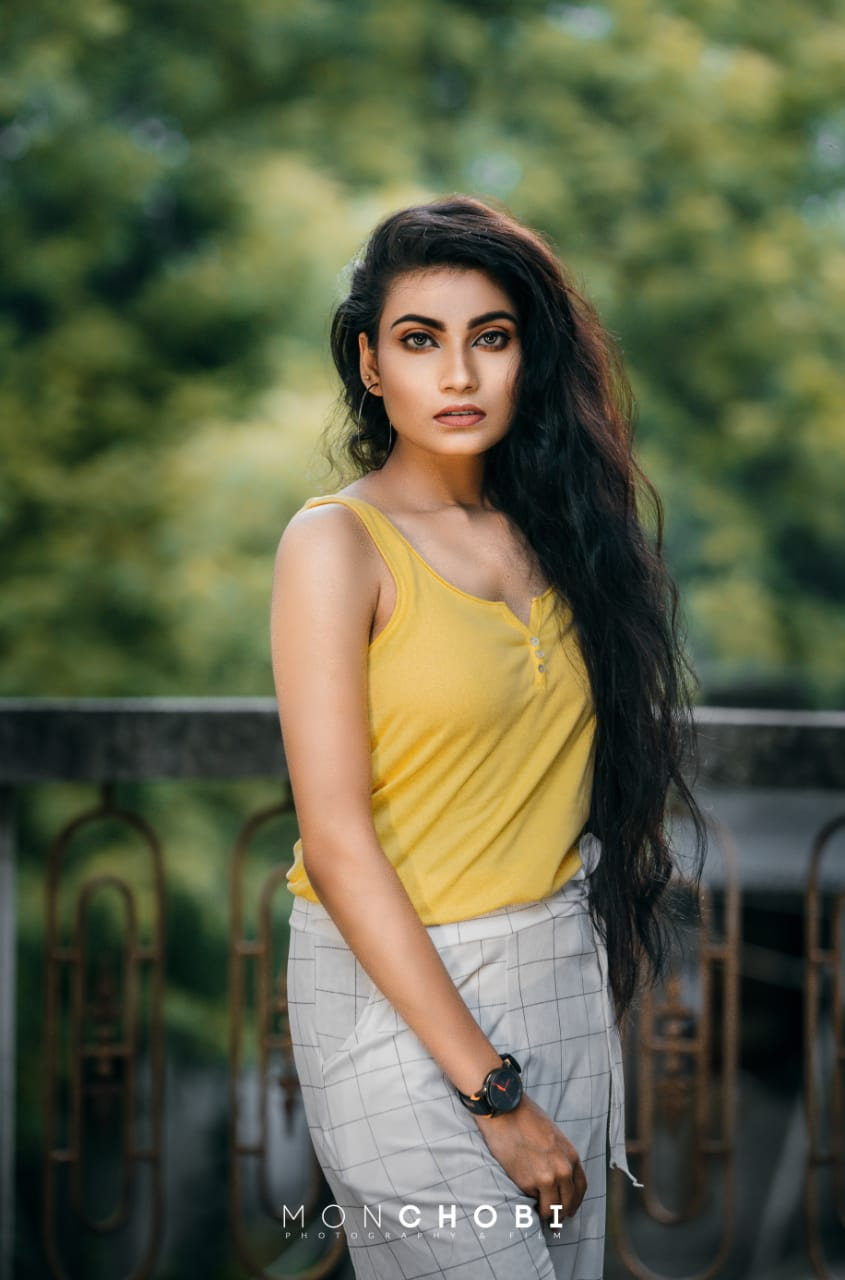 Sraboni Mondal,new face in Bengali film industry