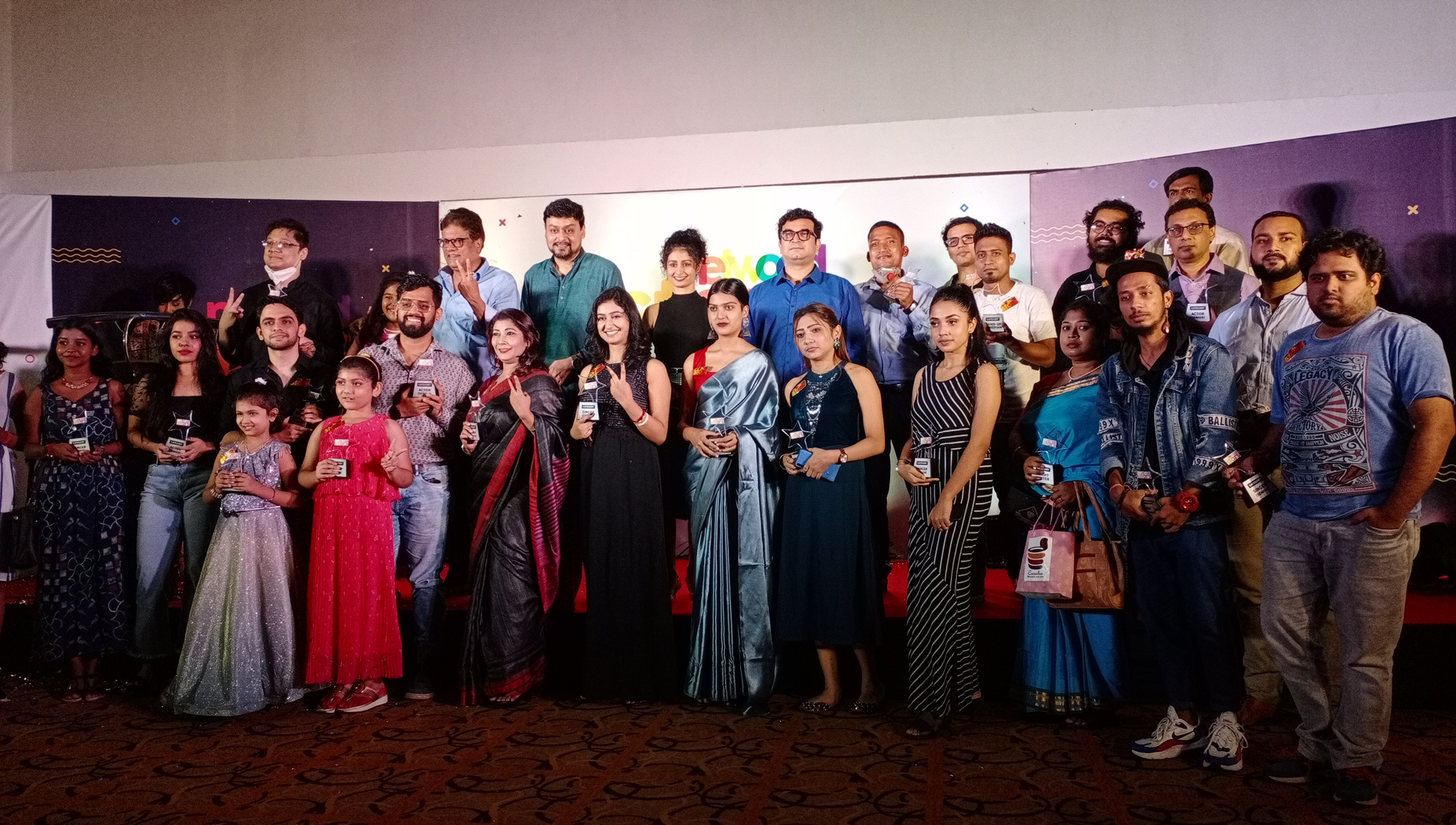 Netwood Entertainment Industry Pvt. Limited launched Netwood Stars