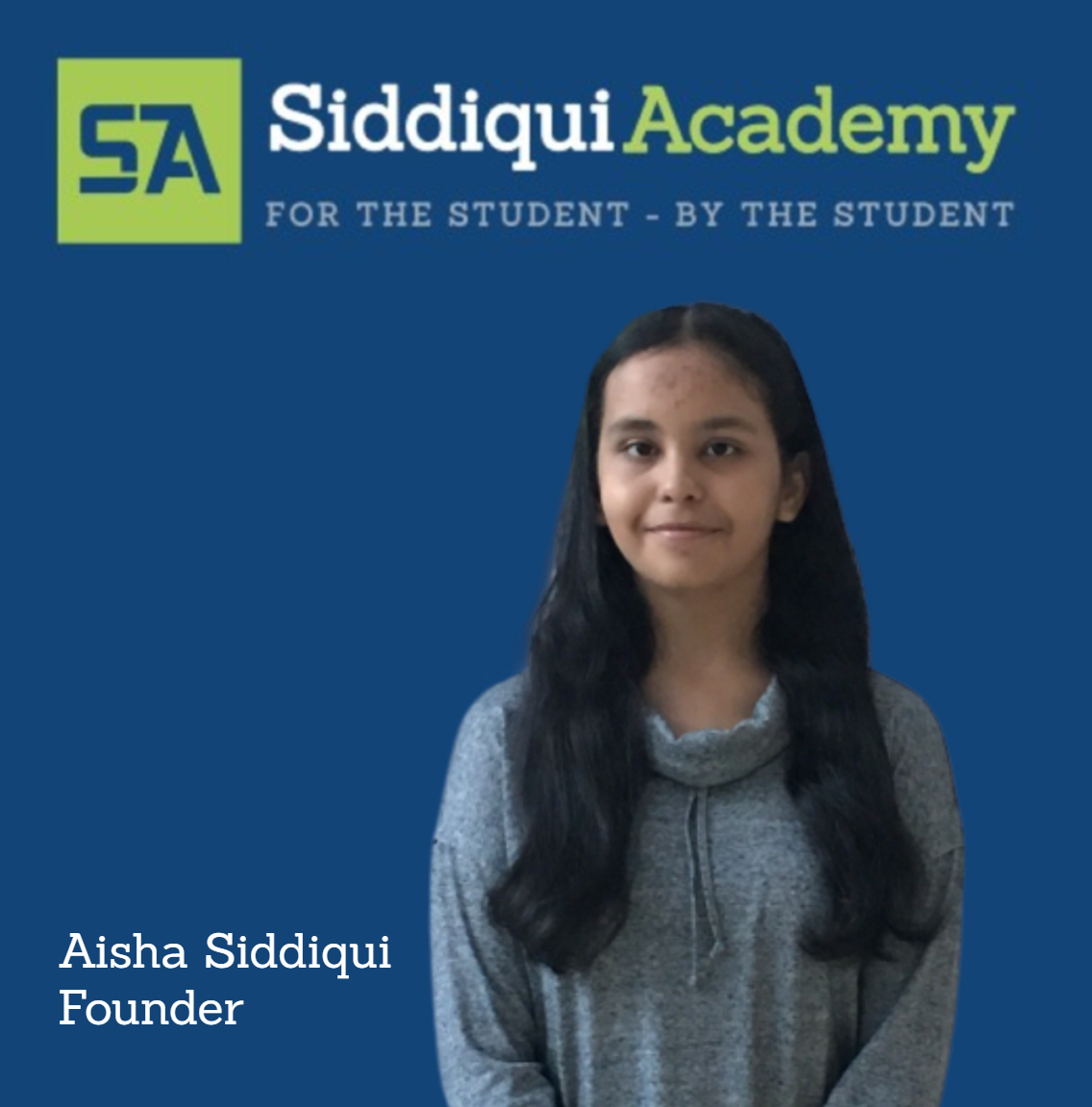 Siddiqui Academy – Free E-Learning platform for the student, by the student