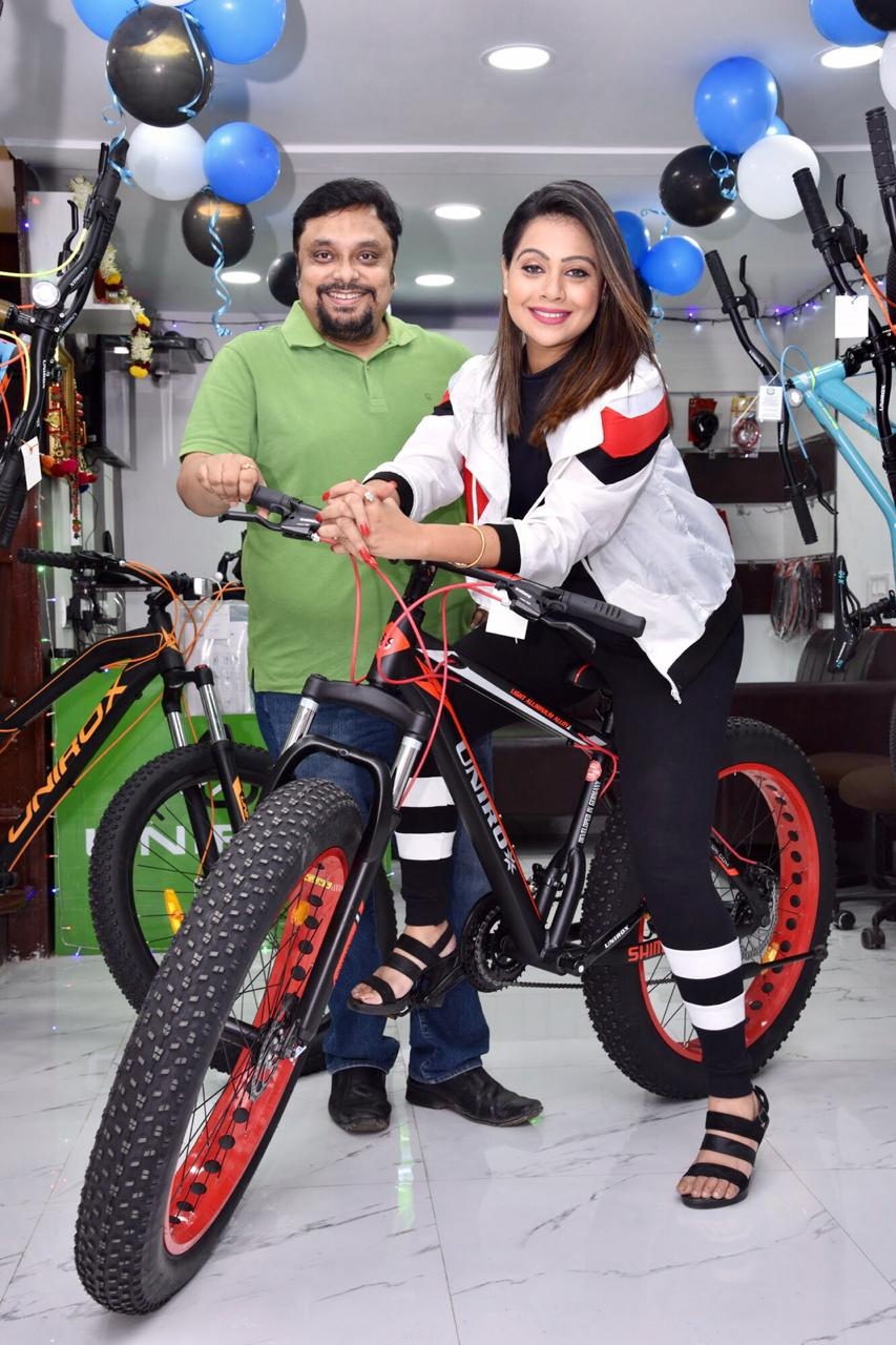International Bi-cycle Brand UNIROX opens its first exclusive store in Eastern India in Kolkata amidst Bi-Cycle surge in COVID times