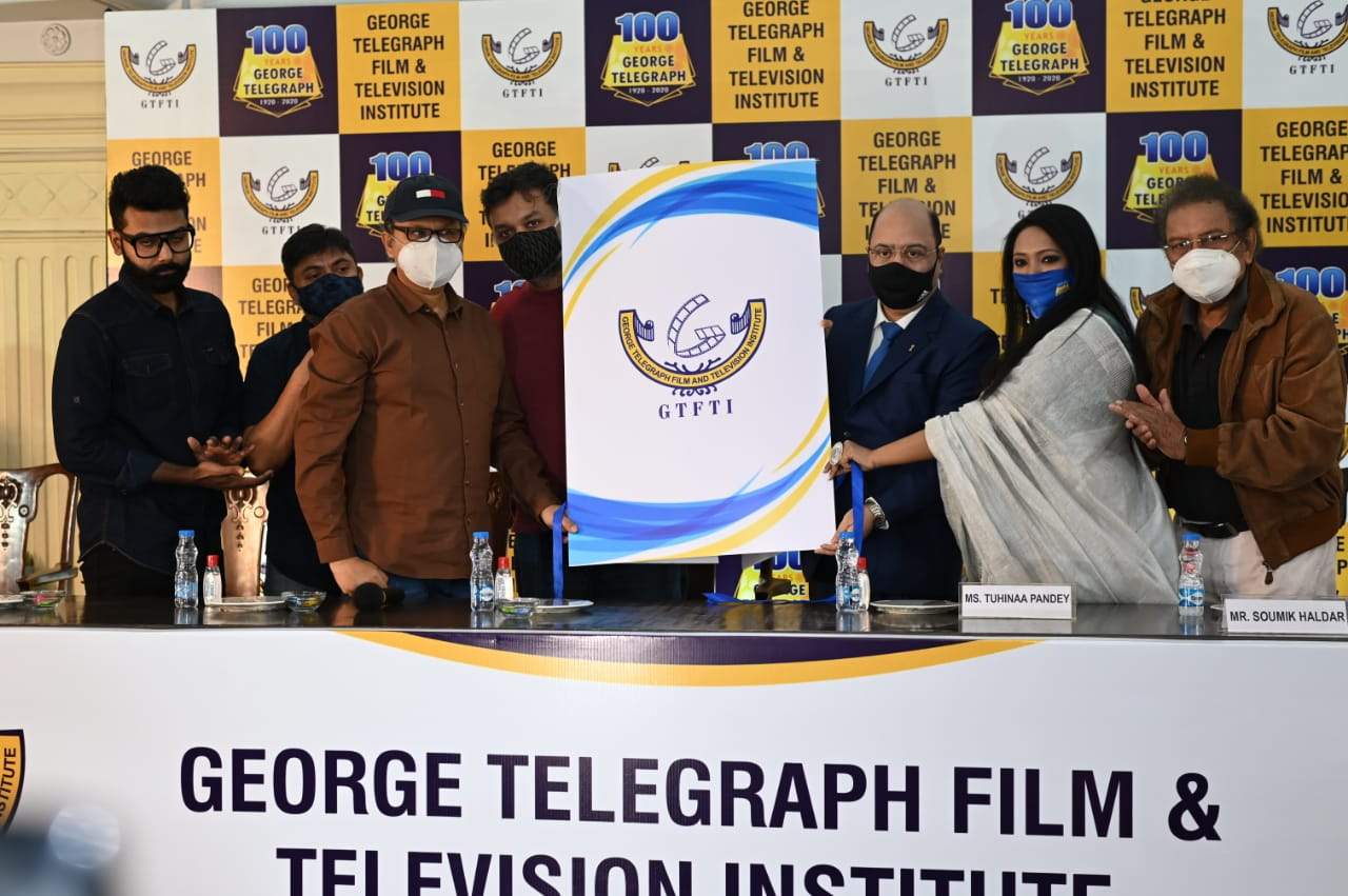 The George Telegraph Group, at its Centenary Celebration, unveils George Telegraph Film and Television Institute