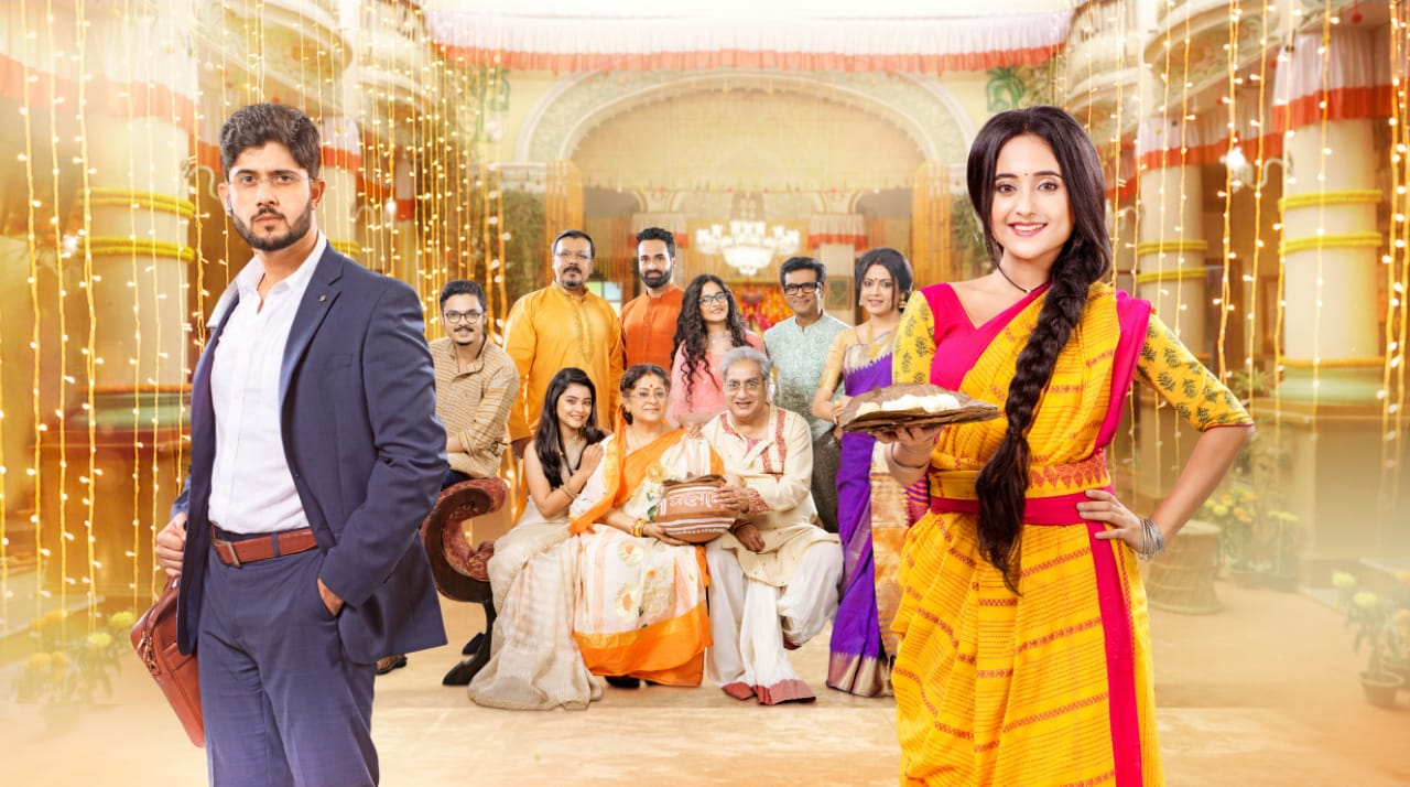 Zee Bangla brings the sweetness back to Bengal's entertainment platter with Mithai – launching on 4th Jan