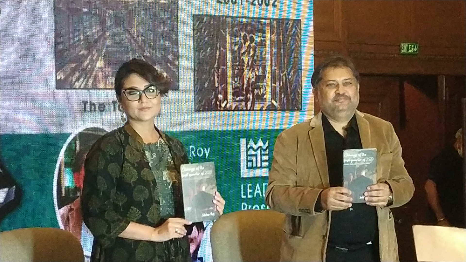 """Sabarna Roy's Book """"Etchings of the First Quarter of 2020"""" Launched Today"""
