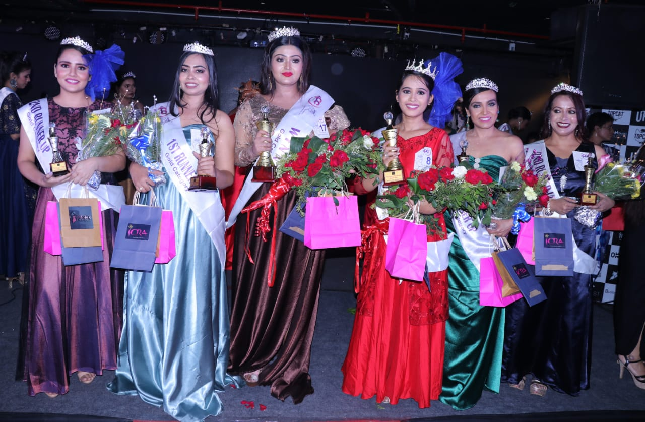 A glitz evening to discover the Face of West Bengal 2021