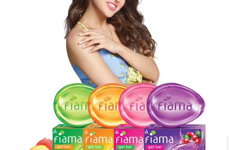 ITC Fiama Gel Bars Help Relieve Stress on Skin in Their Latest Campaign