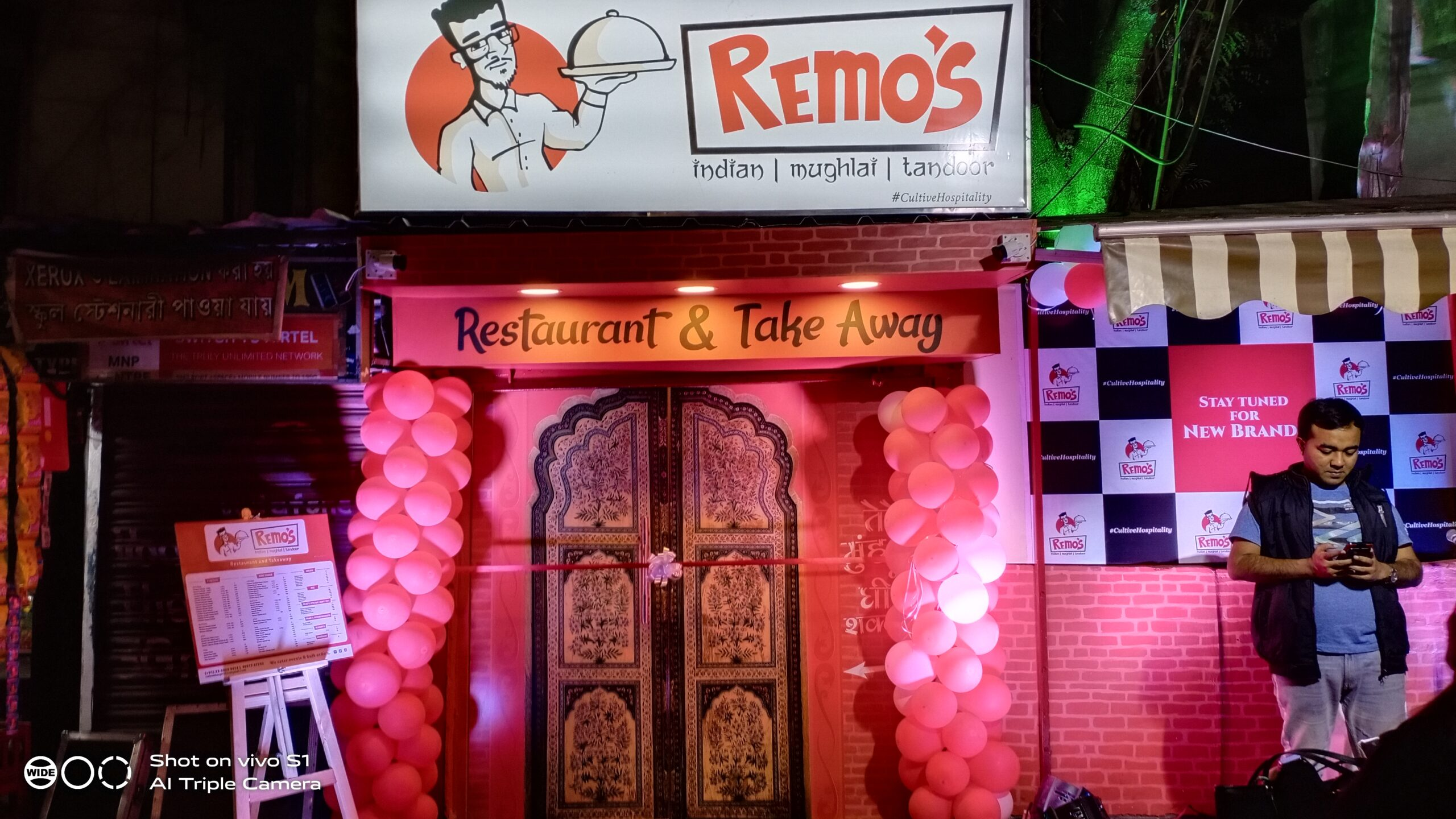 Restaurant Remo's, the city's newest culinary hotspot launched at Bosepukur