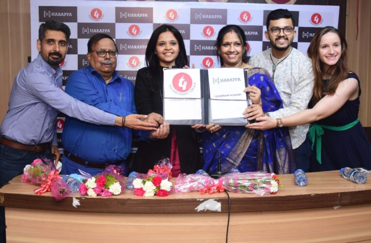 Harappa Education partners with Techno India Group to launch First-of-its-kind Leadership Academy in India