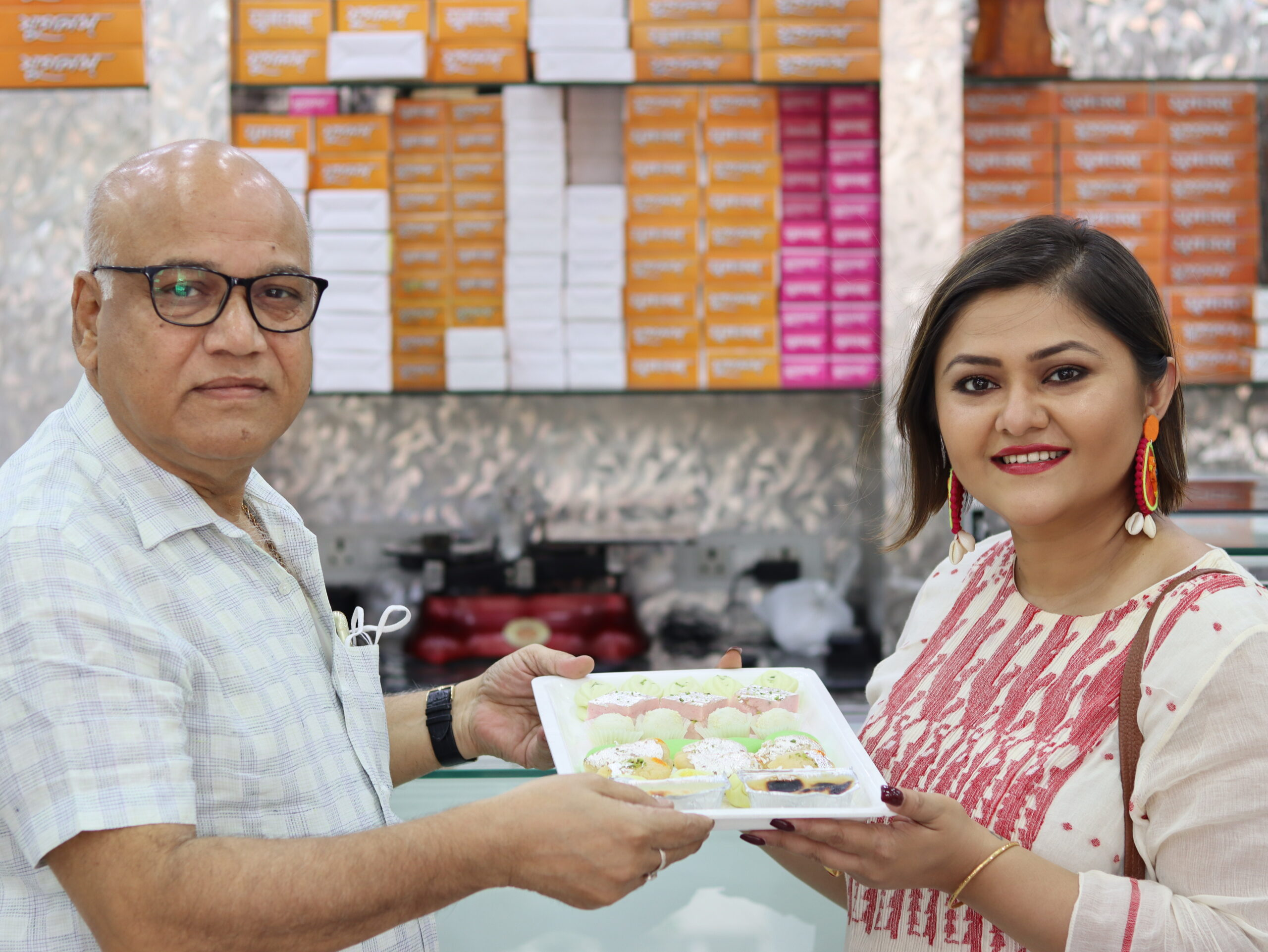 Jugal's celebrates 98 Years of serving sweets and smiles in the city