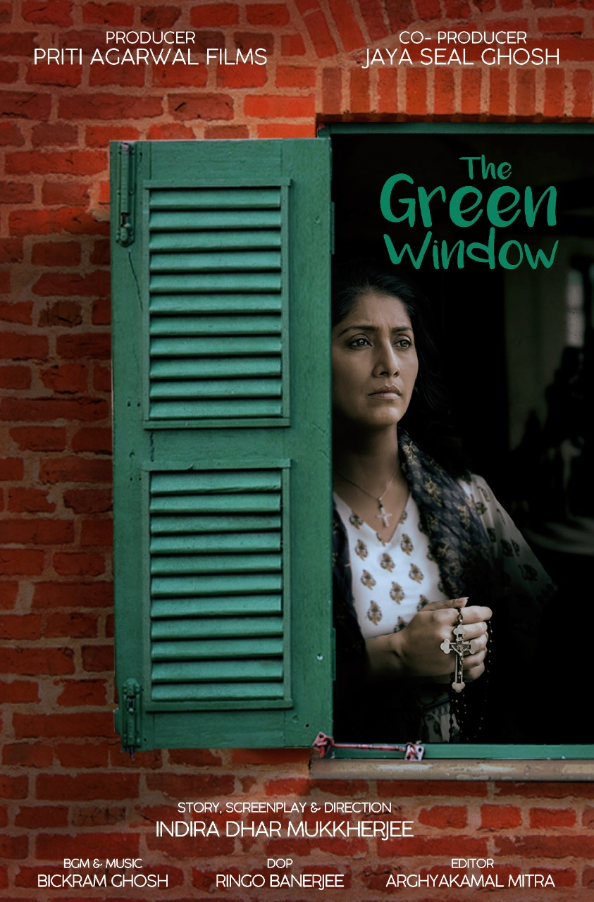 The First Teaser Poster of The Green Window Released