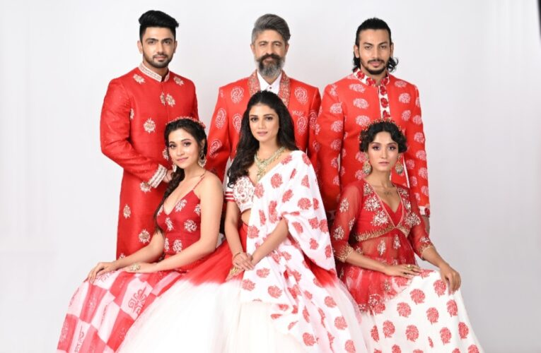 House of Debaarun Celebrates Poila Boisakh with Red and White Collection for Men and Women