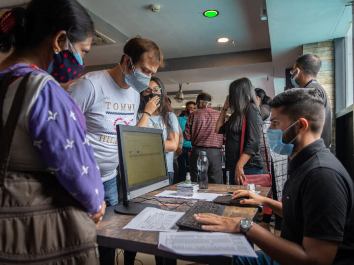 Techno India Group converts its educational campuses to conduct  the largest mass vaccination drive for Lakhs of citizens and curb Covid 19 spread