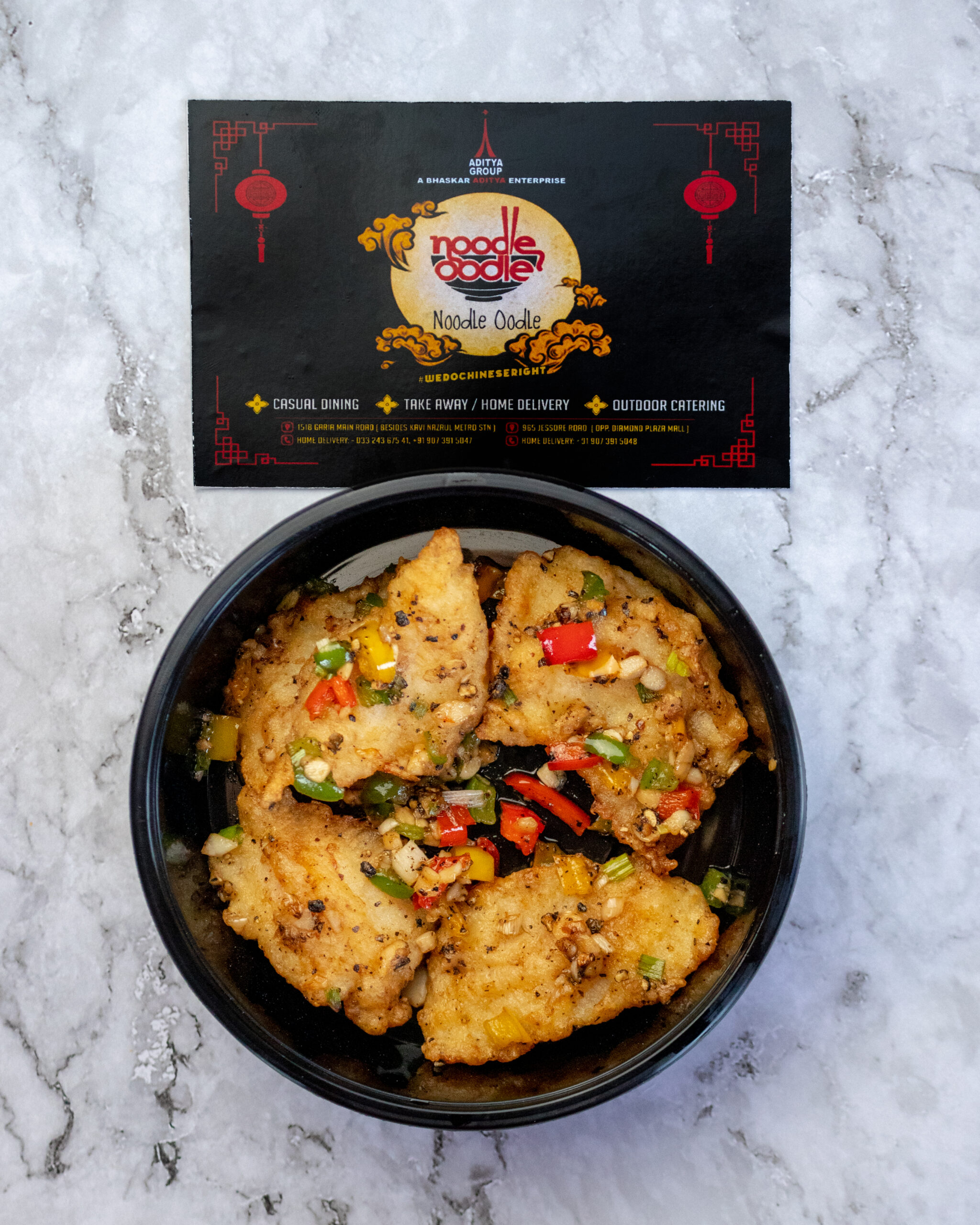 Save your Penny & Order from Many Combo Deals by Noodle Oodle