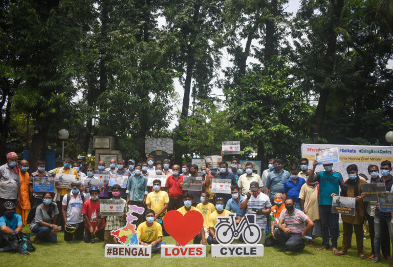 #Freedom2Ride: Kolkata demands removal of cycle restriction this Independence Day