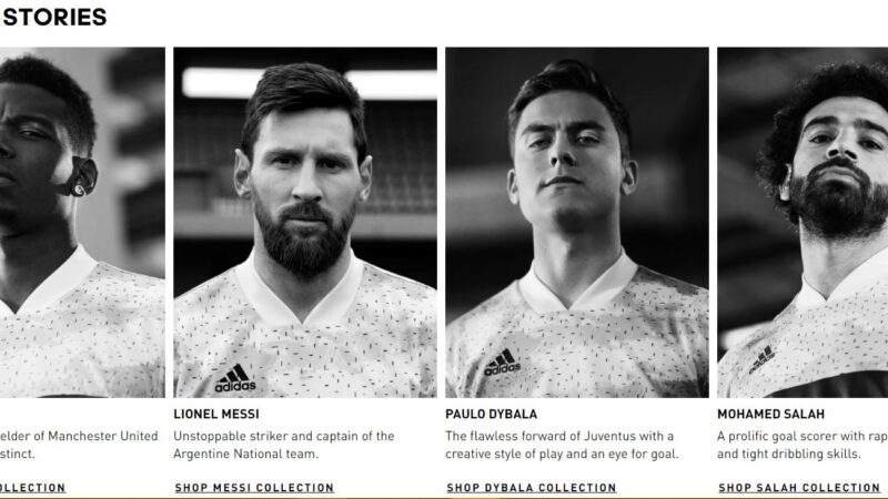 ADIDAS INDIA LAUNCHES DIGITAL FLAGSHIP STORE – ADIDAS.CO.IN BRINGING A GLOBAL SHOPPING EXPERIENCE