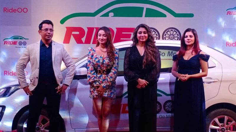 Grand Launch of RIDEOO, A new ride sharing company