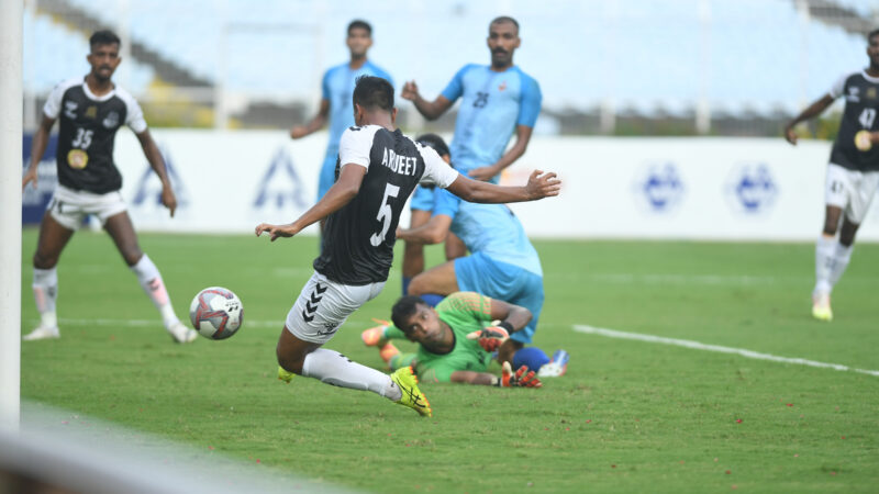 MOHAMMEDAN SC CRUISE TO VICTORY IN 130TH DURAND CUP OPENER AGAINST INDIAN AIR FORCE