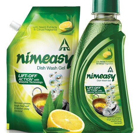 Ease the cleaning burden with ITC Nimeasy, Dish Wash Gel