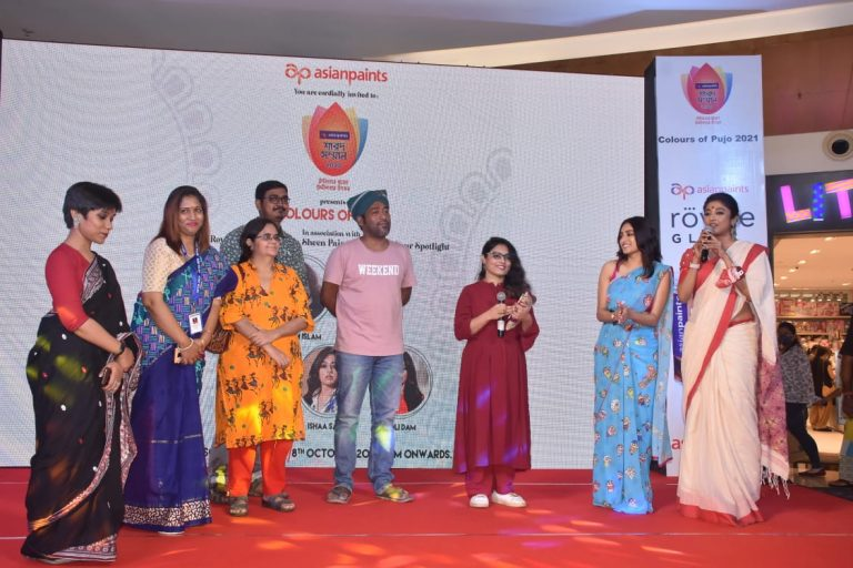 Asian Paints Sharad Shamman Felicitates Heroes of West Bengal through 'Colours of Pujo'