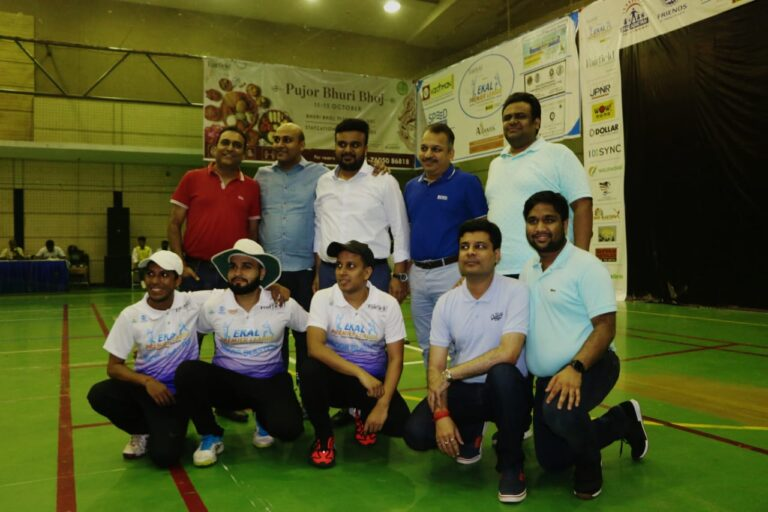 Ekal Premier League is the first ever Corporate Indoor Cricket Tournament